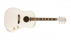 Gibson John Lennon EJ-160E 70th Anniversary Ltd Ed White