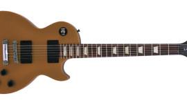 Guitarra Gibson Les Paul J Series Bag Goldtop Satin