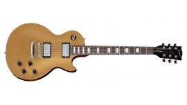 Gibson Les Paul Studio 60s Tribute BBucker Case Vintage Goldtop