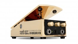 Ernie Ball - Pedal Expression Overdrive Gold - 6183