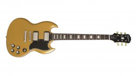 Epiphone G-400 PRO Ltd. Ed Metallic Gold
