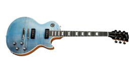 Gibson Les Paul Classic Player Plus 2018 Satin Ocean Blue