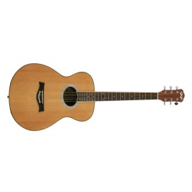 Seizi Pro Aço Acoustic Blues Natural Satin