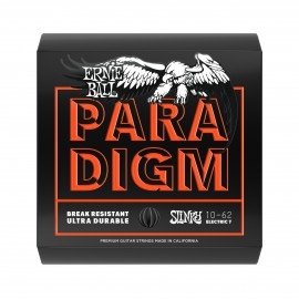 Ernie Ball Corda – (.010/.062) – Paradigm Skinny Top Heavy Bottom 7 Strings - 2030