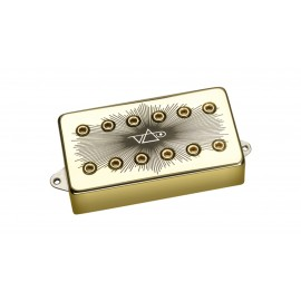 DiMarzio Captador Velorum Bridge F DP265 Gold