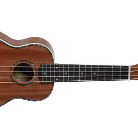 Ukulele Seizi Maui Plus - Soprano Acústico Bag - Sapele