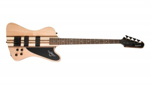 Epiphone Thunderbird IV Pro Natural Oil