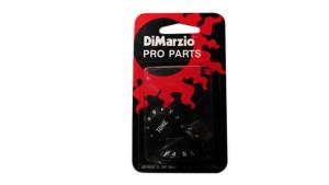 DiMarzio Jogo com 3 Knobs Vintage Style DM2111 Black
