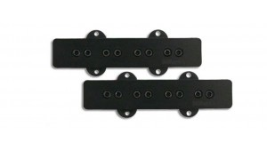 DiMarzio Captador J Neck-Bridge 4 DP123 (par) Black