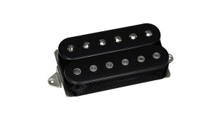 DiMarzio Captador Illuminator DP257 Bridge Black