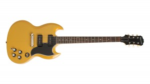 Epiphone SG Special P-90 50th Anniversary 1961 Limited Edition TV Yellow