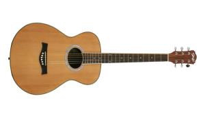 Seizi Pro Aço Acoustic Blues Natural Satin