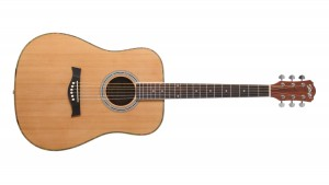 Seizi Tennessee Acoustic Blues Natural Gloss