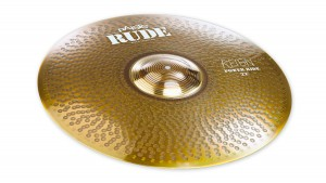 Paiste Rude The Reign Ride Dave Lombardo Signature 22″