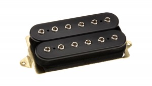 DiMarzio Captador The Breed DP166 Black