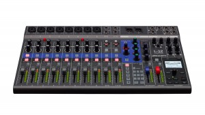 Zoom Mixer LiveTrak L-12