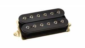 DiMarzio Captador Mo Joe F DP216 Black