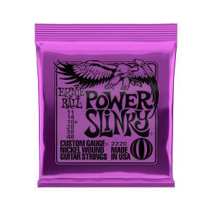 Ernie Ball Corda – (.011/.048) – Power Slinky – 2220