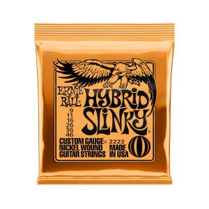 Ernie Ball Corda – (.009/.046) – Hybrid Slinky – 2222