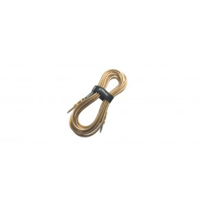 DiMarzio Metallic Gold Cable 21 Pés (6,4 metros)