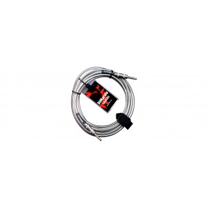 DiMarzio Chrome Cable 21 Pés (6,4 metros)