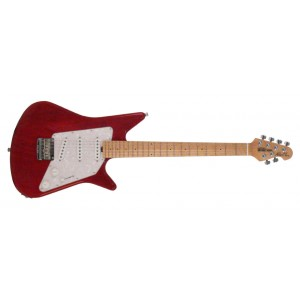 Music Man – Albert Lee Model – Translucent Red