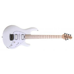 Music Man – Silhouette MP – White