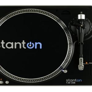 Toca Discos Stanton T-55 USB