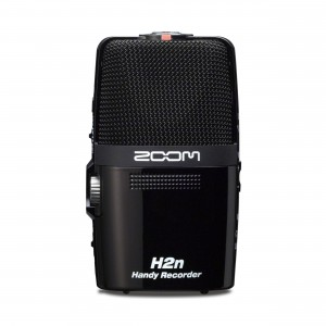 Zoom Gravador Digital de Áudio H2n Handy Recorder