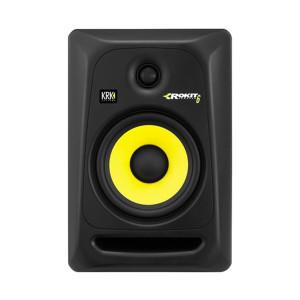 Monitor de áudio KRK Rokit 6″ RP6 G2 Black