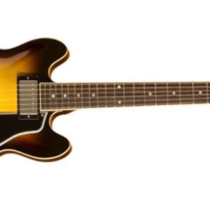 Gibson ES-339 Curly Vintage Sunburst