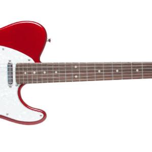 Seizi Television RW Metallic Red com Escudo Branco Perolado