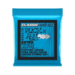 Ernie Ball Corda – (.008/.038) – Classic Extra Slinky – 2255
