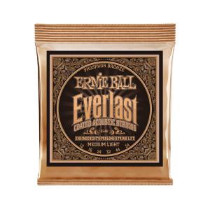 Ernie Ball Corda – (.012/.054) – Everlast Phosphor Medium Light – 2546
