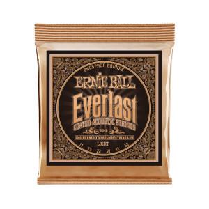 Ernie Ball Corda – (.011/.052) – Everlast Phosphor Bronze Light – 2548