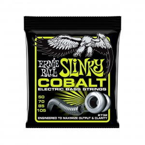 Ernie Ball Corda – (.050/.105) – Cobalt Regular Slinky Bass – 2732