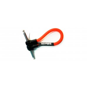 DiMarzio Jumper Cable 6 Polegadas Neon Orange (15,24 cm)