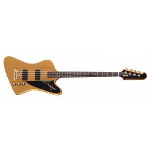Gibson 50th Anniversary Thunderbird Bass Bullion Gold