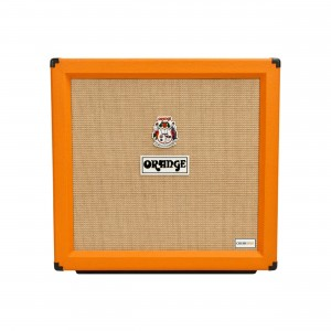 Orange Caixa Reta para Guitarra Crush Pro 4×12