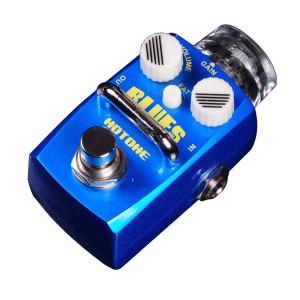 Hotone Pedal para Guitarra Blues SOD-2