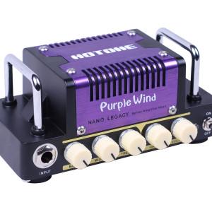 Hotone Cabeçote para Guitarra Purple Wind NLA-2