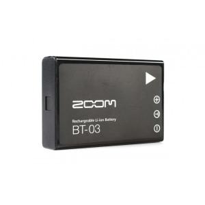 Zoom BT-03 Bateria Li-Ion Recarregável para Q8