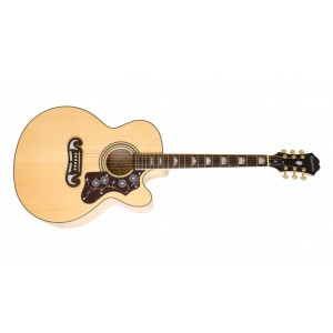 Epiphone EJ-200 CE Gold Natural