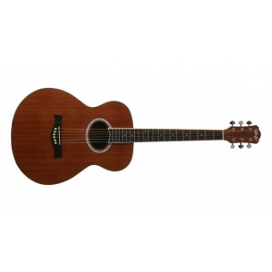 Seizi Pro Aço Acoustic Blues Sapele Satin