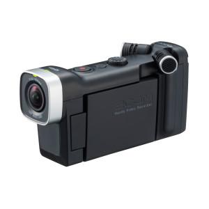 Zoom Q4n Gravador Digital de Áudio e Vídeo