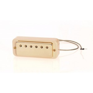 Gibson Captador Mini Humbucker Ponte Dourado IMMHTGH
