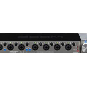 Zoom UAC-8 Conversor de Áudio USB 3.0