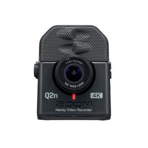 Zoom Q2n 4K – Gravador Digital de Áudio & Vídeo