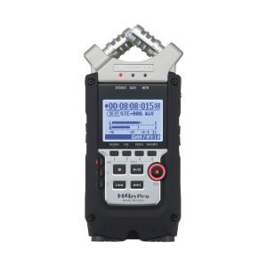 Zoom H4n Pro Gravador Digital de Áudio