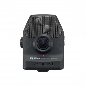 Zoom Q2n – Gravador Digital de Áudio & Vídeo [Black]